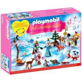 Playmobil 9008 Adventní kalendář Bruslení v zámeckém parku