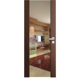VASCO DOORS Interiérové dveře VENTURA ČIRÉ sklo, Dub skandinávský, A