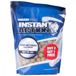 Nash Boilies Instant Action Candy Nut Crush 200 g, 12 mm