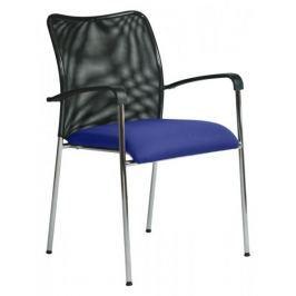 Konferenční židle Spider modrá