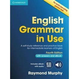 Murphy Raymond: English Grammar in Use 4th edition: Edition with answers and Interactive eBook