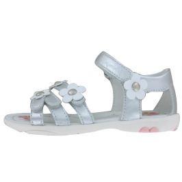 Primigi dívčí sandály 25 stříbrná