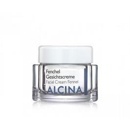 Alcina Intenzivně pečující krém pro velmi suchou pleť Fenchel (Facial Cream Fennel) (Objem 50 ml)