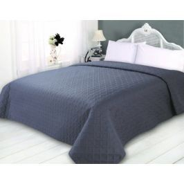 My Best Home Přehoz na postel Sonic šedá, 220x240 cm