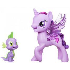 My Little Pony Set se zpívající Twilight Sparkle a Spikem
