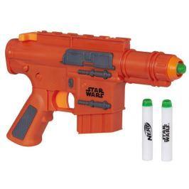Nerf Star Wars s1 Seal green blaster