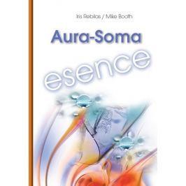 Rebilas Iris, Booth Mike: Aura-Soma Esence