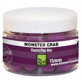 ROD HUTCHINSON Fluoro Pop-Up Monster Crab With Shellfish Sense Appeal 20 mm