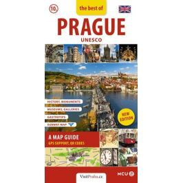 Eliášek Jan: Praha - kapesní průvodce/anglicky
