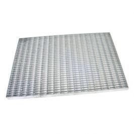FLOMAT Kovová čistící venkovní vstupní rohož Grid - 40 x 60 x 3 cm