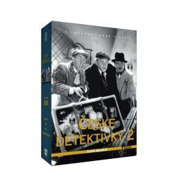 Kolekce České detektivky 2  (4 DVD)   - DVD