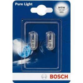 Bosch Žárovka typ W5W, 12V, 5W, Pure Light