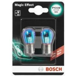 Bosch Žárovka typ PY21W, 12V, 21W, Magic Effect