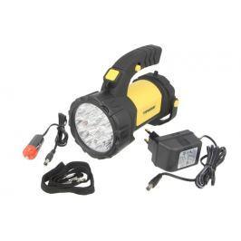 MAMMOOTH Nabíjecí ruční svítilna, 15 LED + 2W COB LED, 1000 mAh, 12/230 V