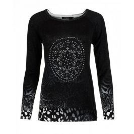 Desigual dámský svetr XS černá