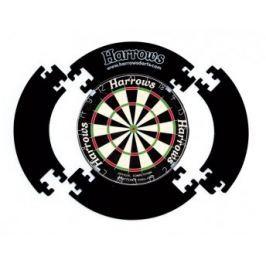 Harrows Surround 4 Piece Dartboard - kruh kolem terče - černý