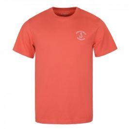 Bushman Tričko AXIS red, červená, M