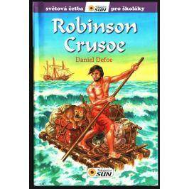 Defoe Daniel: Robinson Crusoe - Světová četba pro školáky