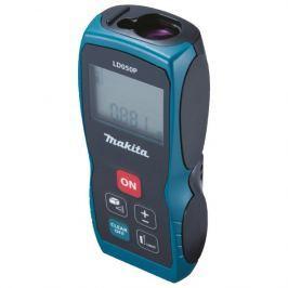 Makita Laserový dálkoměr 0-50m LD050P - II. jakost