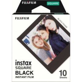 FujiFilm Instax Square Film Black Frame WW 1 (10ks)
