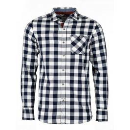Brakeburn pánská košile M tmavě modrá