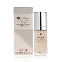 GA-DE Omlazující sérum s kyselinou hyaluronovou (Retiage Multi Rejuvenate Serum) 30 ml
