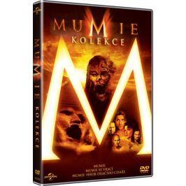 Kolekce Mumie  (3DVD)    - DVD