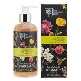 Bronnley Exfoliační tekuté mýdlo Natural Gardeners Therapy (Exfoliating Hand Wash) 250 ml