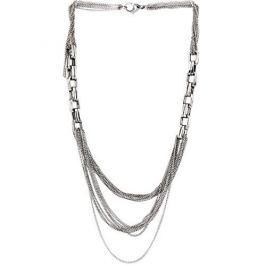 Tribal Slušivý ocelový náhrdelník NSS429