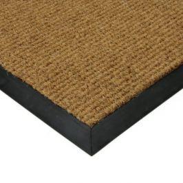 FLOMAT Béžová textilní zátěžová čistící rohož Catrine - 200 x 100 x 1,35 cm