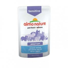 Almo Nature Functional WET Sensitive - ryba 12 x 70 g