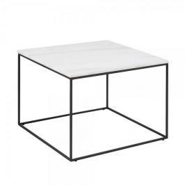 Design Scandinavia Konferenční stolek Boston, 60 cm, mramor