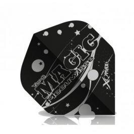 XQMax Darts Letky Yordi Meeuwisse - black silver F1517