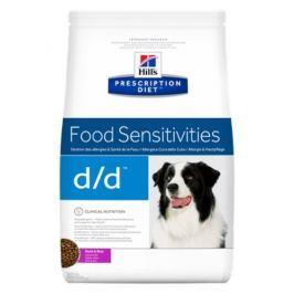 Hill's PD Canine D/D Duck & Rice 5 kg