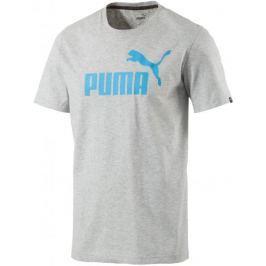 Puma ESS No.1 Tee Light Gray Heather S