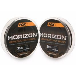 Fox Splétaná Šňůra Horizon Semi Buoyant Camo Braid 300 m 0,20 mm, 15,90 kg