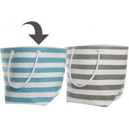 Kaemingk Velká plážová taška pruhovaná, modrá