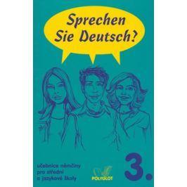 Dusilová Doris: Sprechen Sie Deutsch - 3 kniha pro studenty