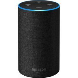 Amazon Echo (2nd Generation) - reproduktor s umělou inteligencí, Charcoal Fabric