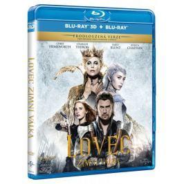Lovec: Zimní válka 3D + 2D - Prodloužená verze (2BD)   - Blu-ray
