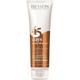 Revlon Professional Šampon a kondicionér pro intenzivní měděné odstíny 45 days total color care (Shampoo&Conditioner Int