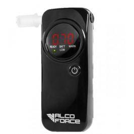 AlcoForce Profesionální alkoholtestr Professional, černý, kalibrace na 1 rok zdarma