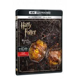 Harry Potter a Relikvie smrti - část 1.  (2 disky)   - Blu-ray + 4K ULTRA HD