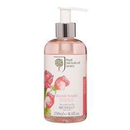 Bronnley Jemné tekuté mýdlo na ruce s romantickou vůní růží (Hand Wash) 250 ml