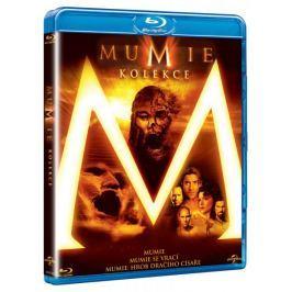 Kolekce Mumie  (3BD)   - Blu-ray
