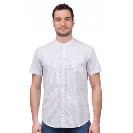 Brave Soul pánská košile Chance S bílá