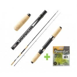 Mitchell Prut Tanager Spin 2,42 m 10-35 g + Zdarma Twistery