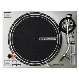 RELOOP RP-7000 MK2 SILVER DJ gramofon s přímým náhonem