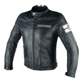 Dainese bunda HF D1 černá/šedá vel.46, kůže
