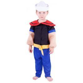 Rappa Kostým námořník Pepa XS